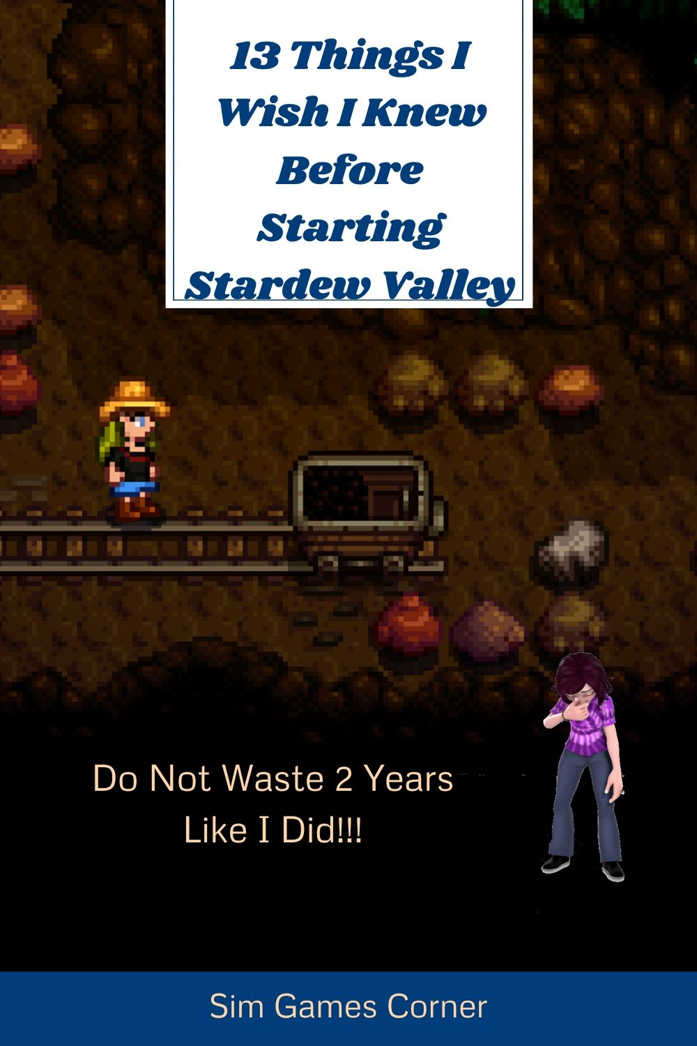 13 Things I Wish I Knew About Stardew Valley Sim Games Corner I got my dinosaur eggs from fishing, they were bonus treasures. 13 things i wish i knew about stardew